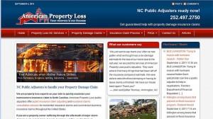 American Property Loss Website