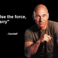Use the force Harry!!