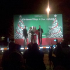 Downtown Clayton Christmas Tree Lighting