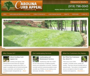 Clayton Landscaping by Carolina Curb Appeal