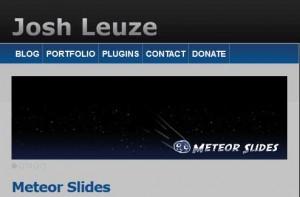 Meteor-Slides
