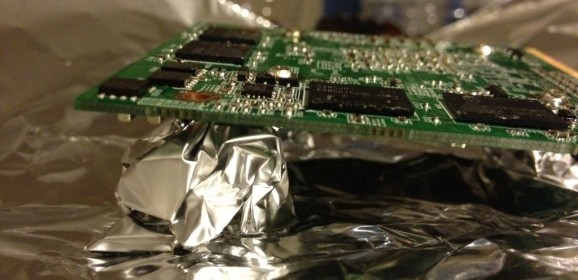 Alienware 5500i-R3 – A HOT video card