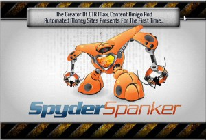 SpyderSpanker - Stop that bot! NOW!