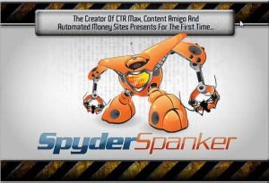 SpyderSpanker - Stop that bot! NOW!